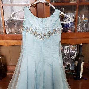 Tiffany Designs Dresses - Light Blue Sz 6 Tiffany Dress